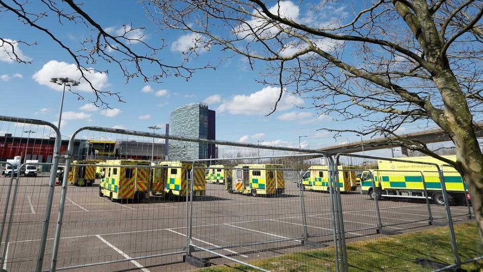 Muere en el Reino Unido un niño de cinco años infectado de coronavirus
