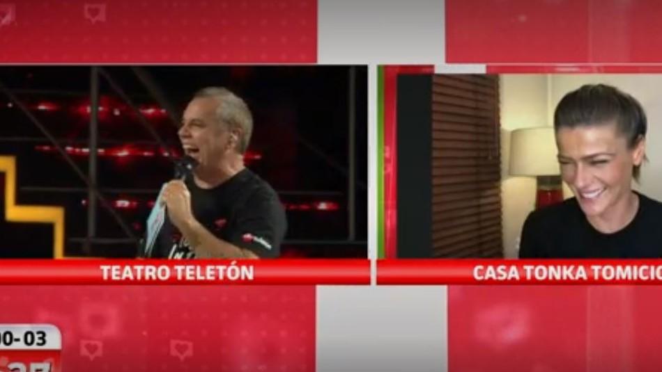 José Miguel Viñuela ganó dinero para la Teletón gracias a su fuerte risa