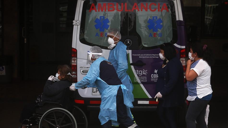 Coronavirus en Chile: Minsal informa 34 personas fallecidas y contagiados llegan a 4.471