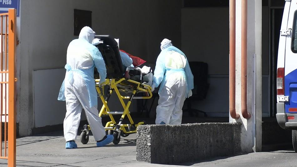 Minsal confirma tres nuevas muertes por coronavirus y cifra de contagiados se eleva a 4.815