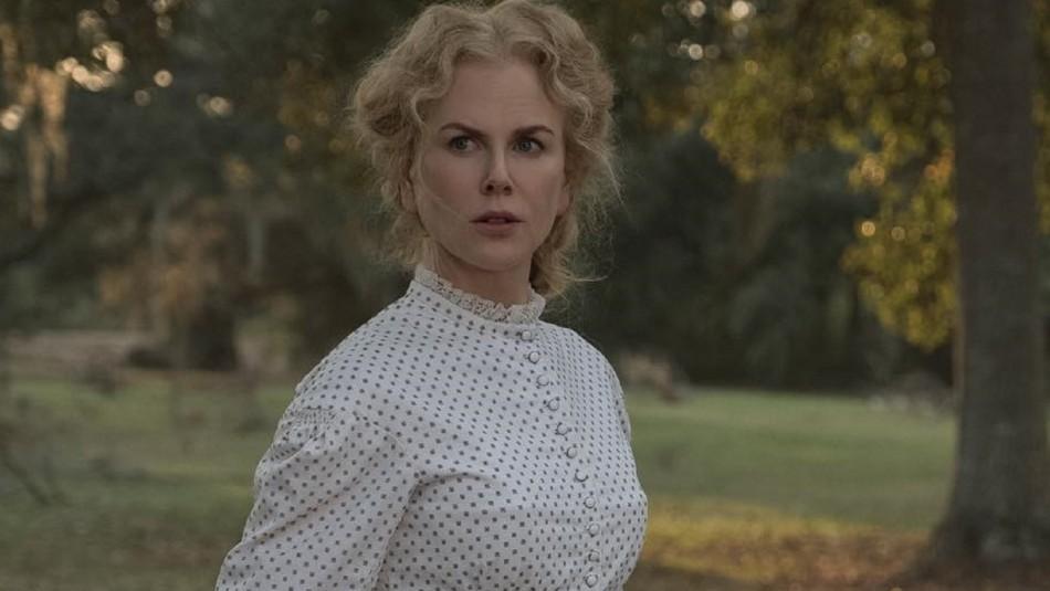 Netflix estrena una película ambientada en 1864 donde veremos a una despiadada Nicole Kidman