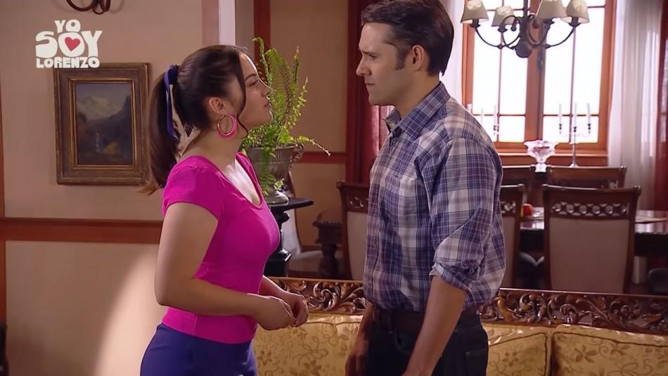 Yo soy Lorenzo: Laura ya no quiere estar con Carlos