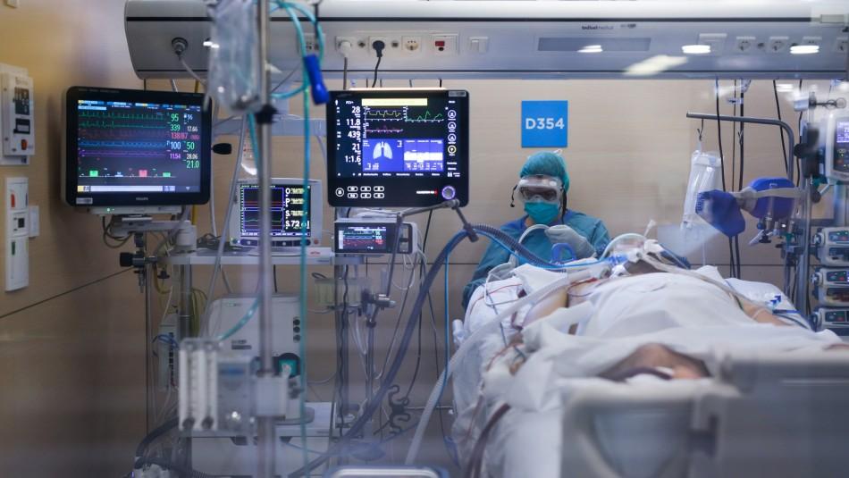 España registra nueva alza en cifra de fallecidos en las últimas 24 horas por coronavirus