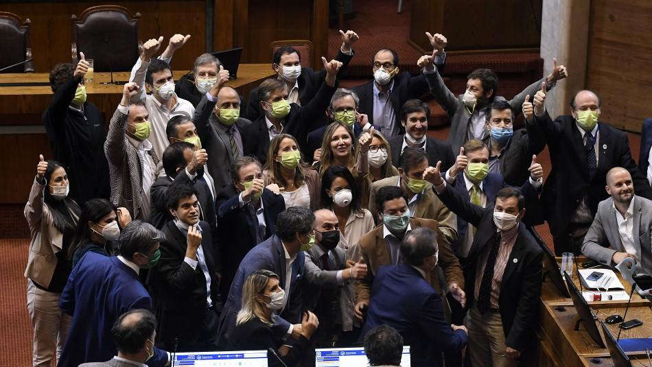 Chile Vamos logra la presidencia de la Cámara de Diputados pese a mayoría opositora