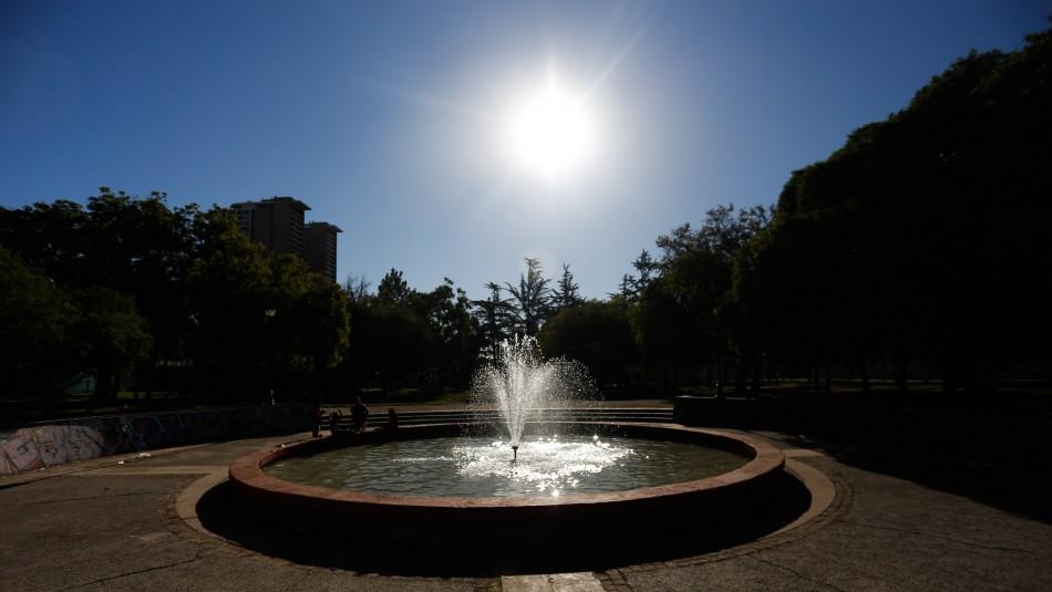 Santiago soleado y con altas temperaturas: Revisa el pronóstico del tiempo