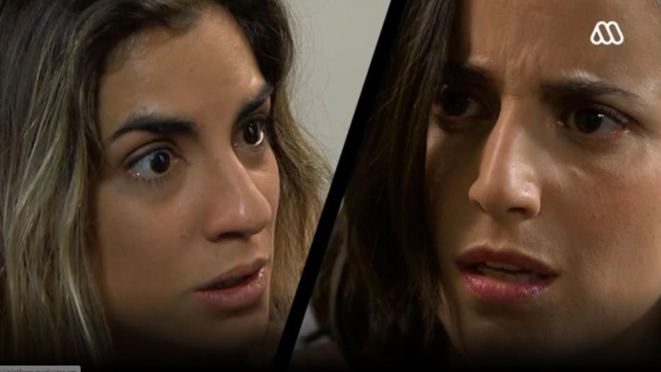 Verdades Ocultas: Agustina le reveló a Rocío que Cristóbal es su hijo