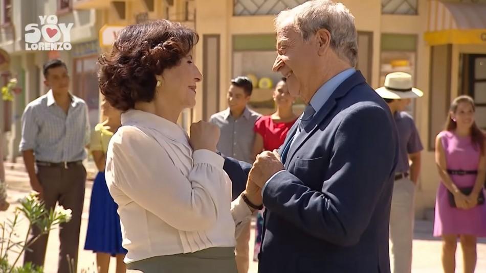 Yo soy Lorenzo: Rosita fue sorprendida por Eleuterio en la plaza de Vista Hermosa