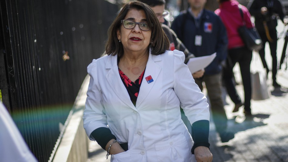 Rosa Oyarce deja el cargo de seremi de Salud para trabajar en el Plan Covid-19 del Gobierno