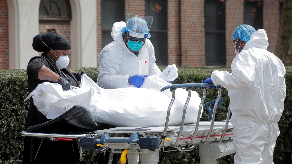 Más de 86 mil personas han muerto por coronavirus en todo el mundo