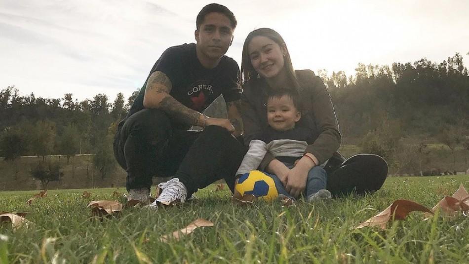 Jaime Carreño sufrió la muerte de su hijo.