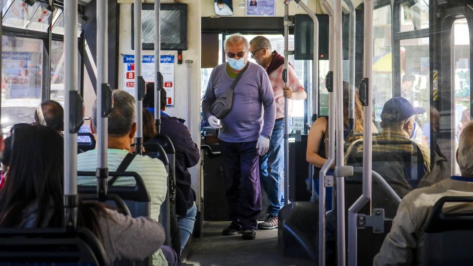 Comienza a regir obligatoriedad del uso de mascarillas en el transporte: Conoce las multas