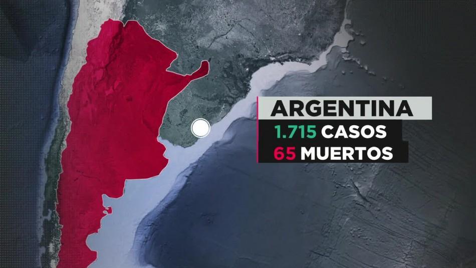 COVID-19 en Argentina: Se extenderá el confinamiento hasta fines de abril