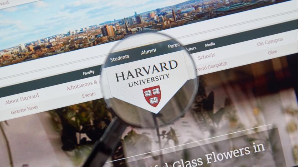 Estudia gratis en Harvard