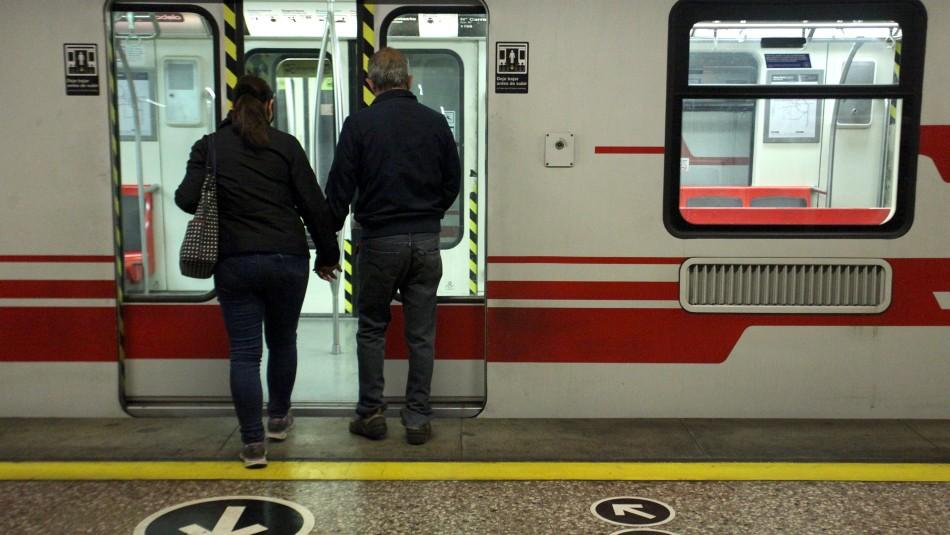 Horario Metro de Santiago