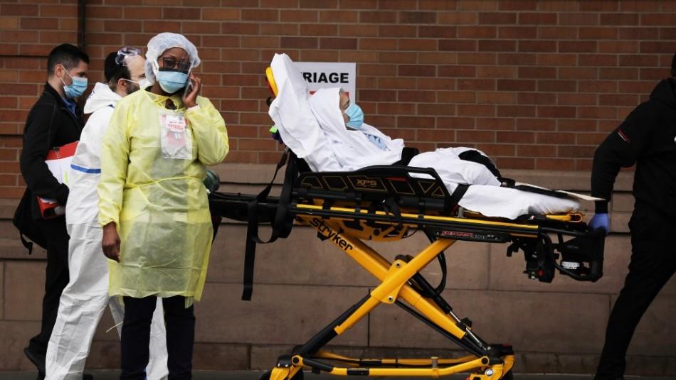 Estados Unidos registra 1.783 muertes por coronavirus en las últimas 24 horas
