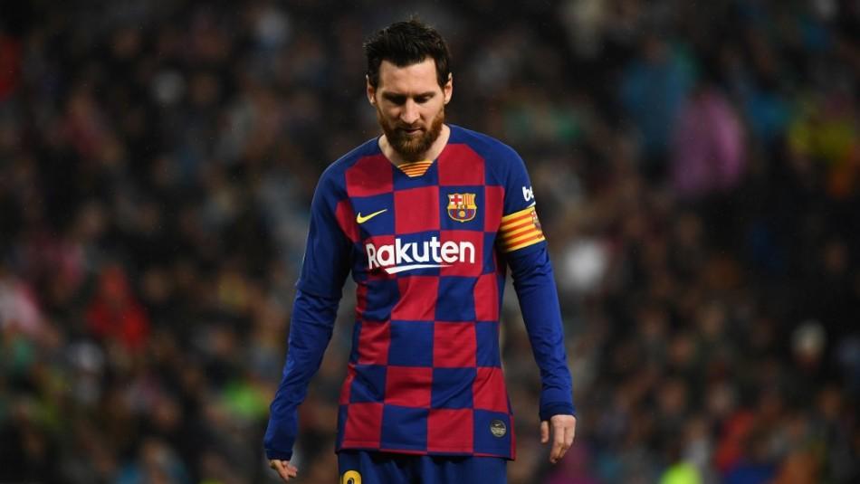 Lionel Messi estalla de ira ante Fake News: Desmiente pago de fianza de Ronaldinho