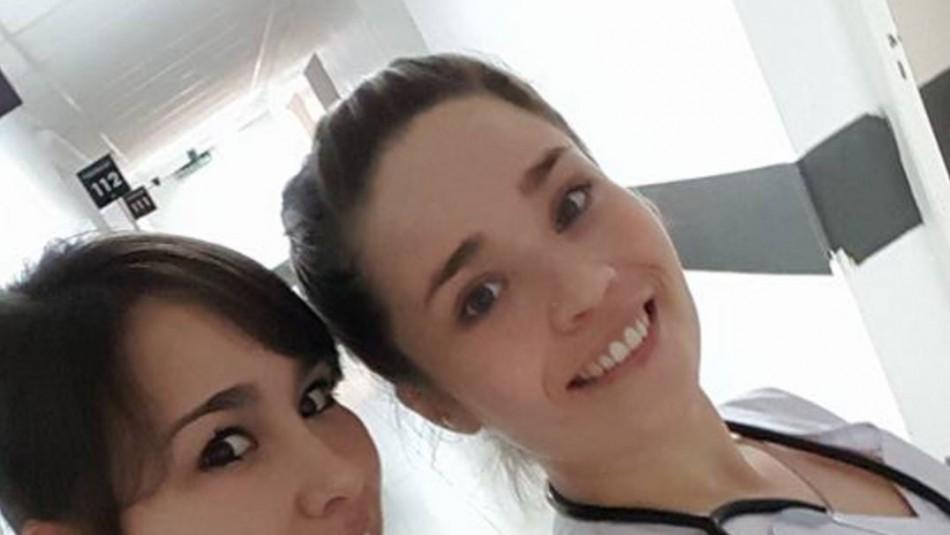 Enfermera recibe bello gesto por