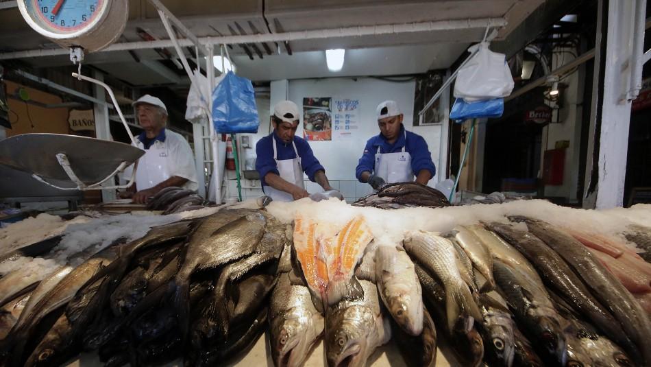 Cordón sanitario y uso obligatorio de mascarillas: Medidas sanitarias en Mercado Central por Semana Santa