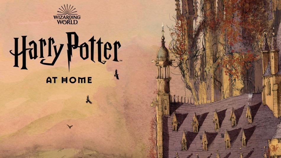 J.K. Rowling lanza plataforma para leer y oír gratis los libros de Harry Potter