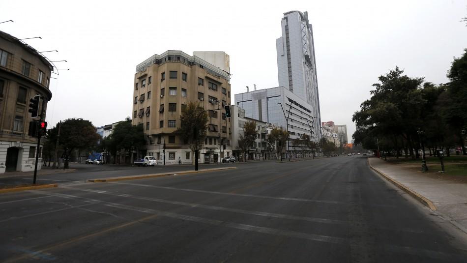 Cadem: Un 79% está en desacuerdo con levantamiento de cuarentena en ciertas comunas de la capital