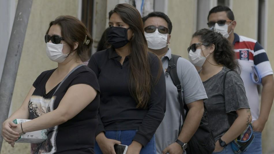 Revisa las comunas donde más aumentaron los contagios por coronavirus en Chile