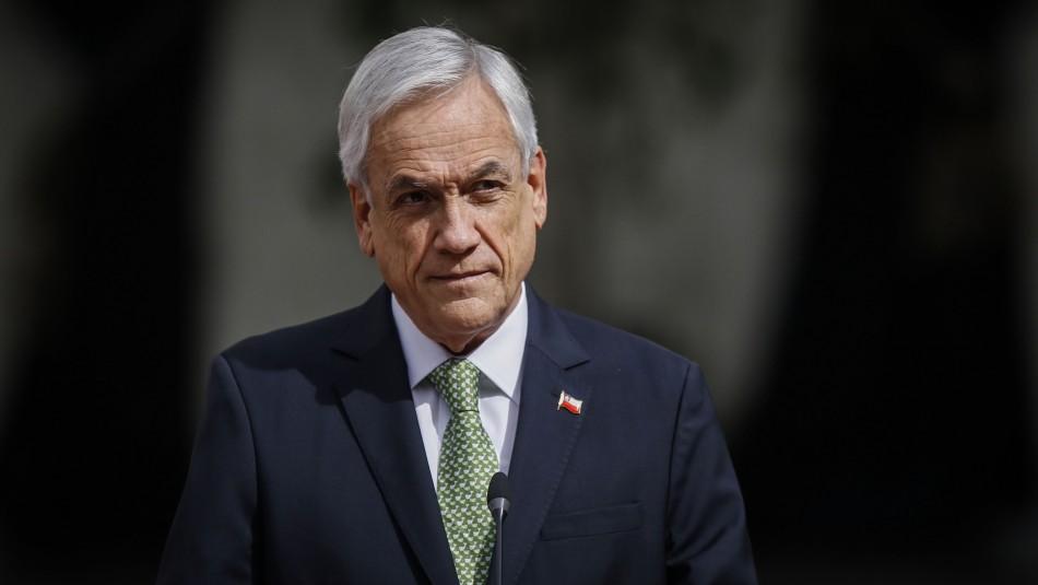 Cadem: Aprobación de Piñera sube a un 22% y alcanza su nivel más alto desde el estallido social