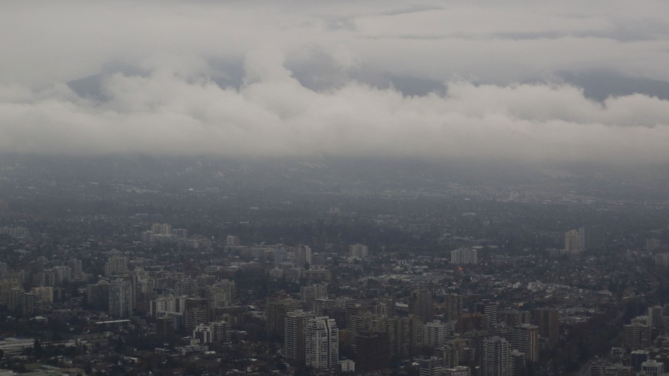 Santiago totalmente cubierto: Revisa el pronóstico del tiempo