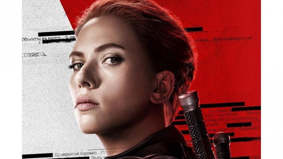 Nuevo look de Scarlett Johansson se revela en escenas regrabadas de Black Widow