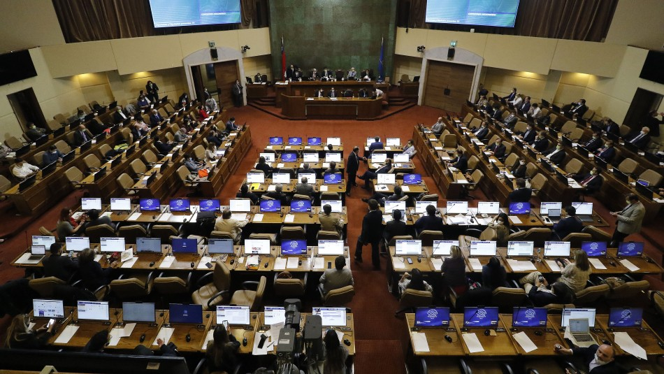 Diputados de la UDI solicitan acelerar rebaja en número de parlamentarios y gastos operacionales