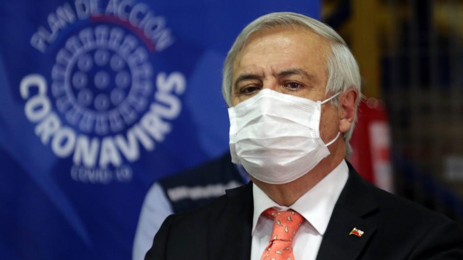 Mañalich explica muerte de mujer de 21 años en Talca: La víctima más joven por coronavirus en Chile