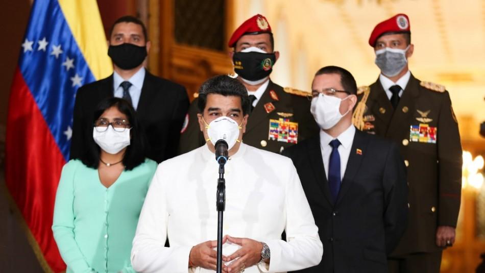 Maduro extiende por 30 días estado de alarma en Venezuela por coronavirus