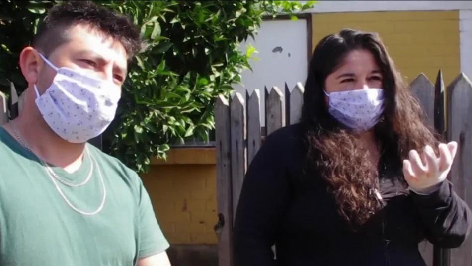 Familiares de víctima chilena más joven denuncian fallas en protocolos por COVID-19