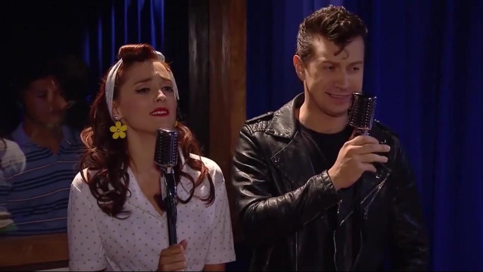 Yo soy Lorenzo: Nancy y Jimmy se lucieron interpretando