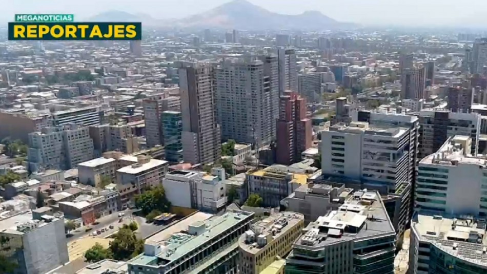 Comuna de Santiago y sus cités: Riesgo inminente frente al coronavirus