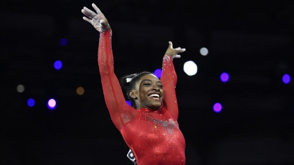 El complicado desafío viral que realizó gimnasta olímpica a todos sus seguidores