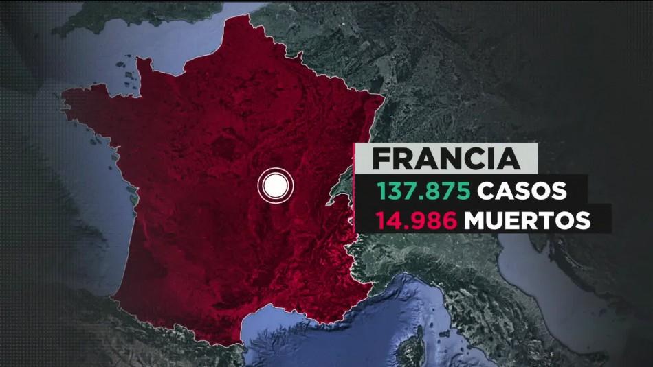 COVID-19 en Francia: Extienden el confinamiento hasta el 11 de mayo