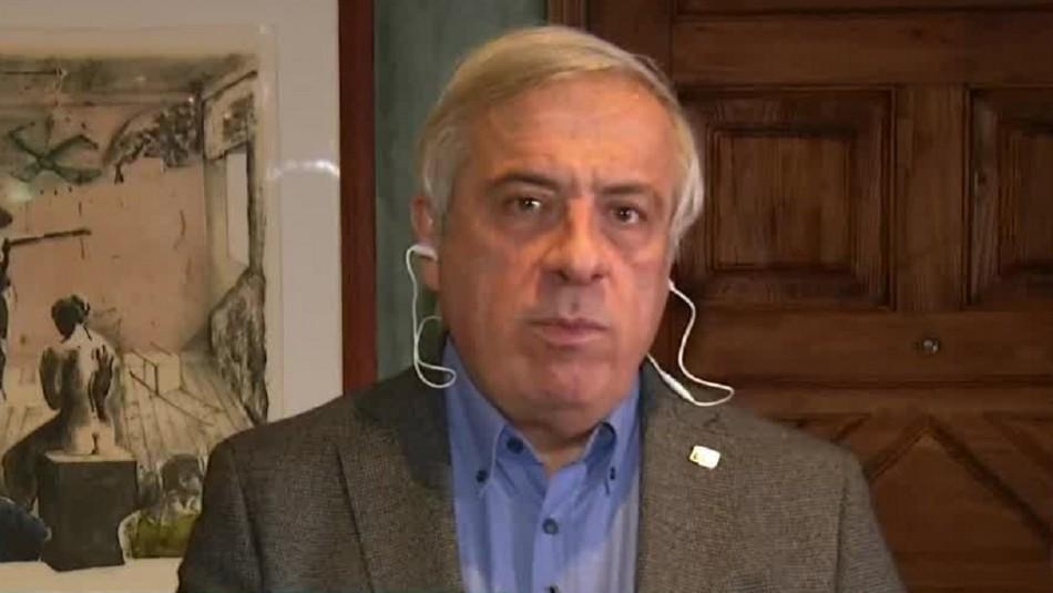 Mañalich por coronavirus en Chile: