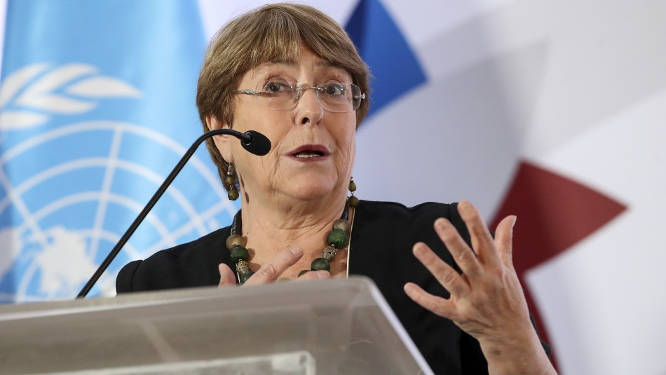 Bachelet por coronavirus: