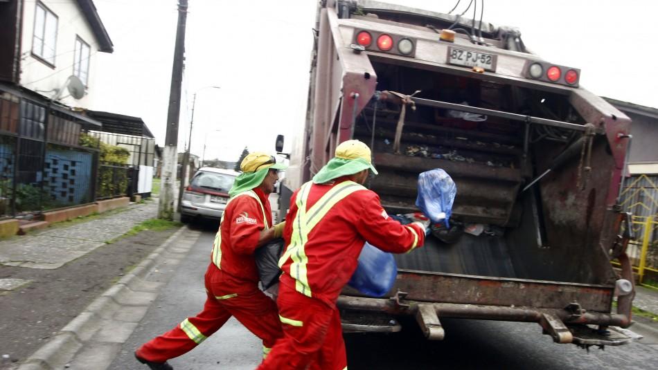 Revisa los acuerdos a los que llegó el Gobierno con los recolectores de basura