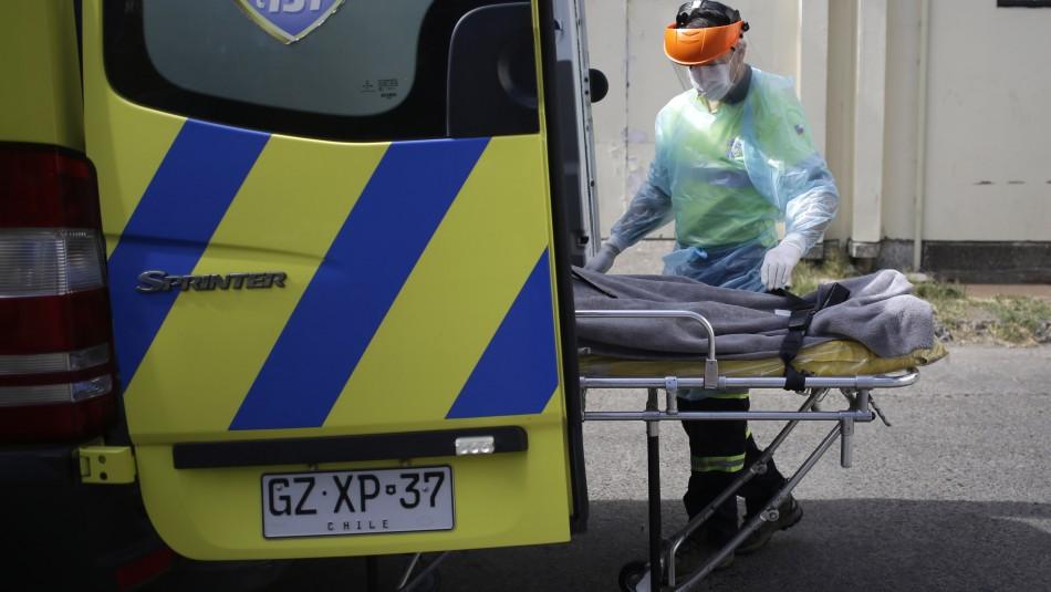 Minsal confirma 10 nuevas muertes por coronavirus y contagiados llegan a los 7.917