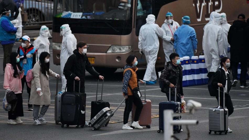 Pekín cierra sus puertas por temor a un nuevo brote de coronavirus