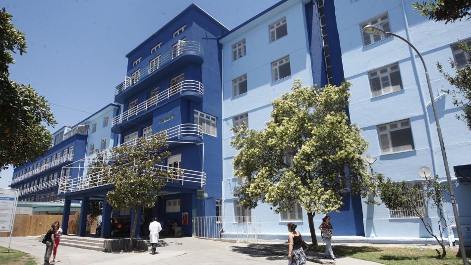 Seis matronas del hospital Dr. Sótero del Río contagiadas con COVID-19