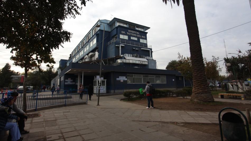 Sótero del Río por pacientes atendidos por matronas con Covid-19: