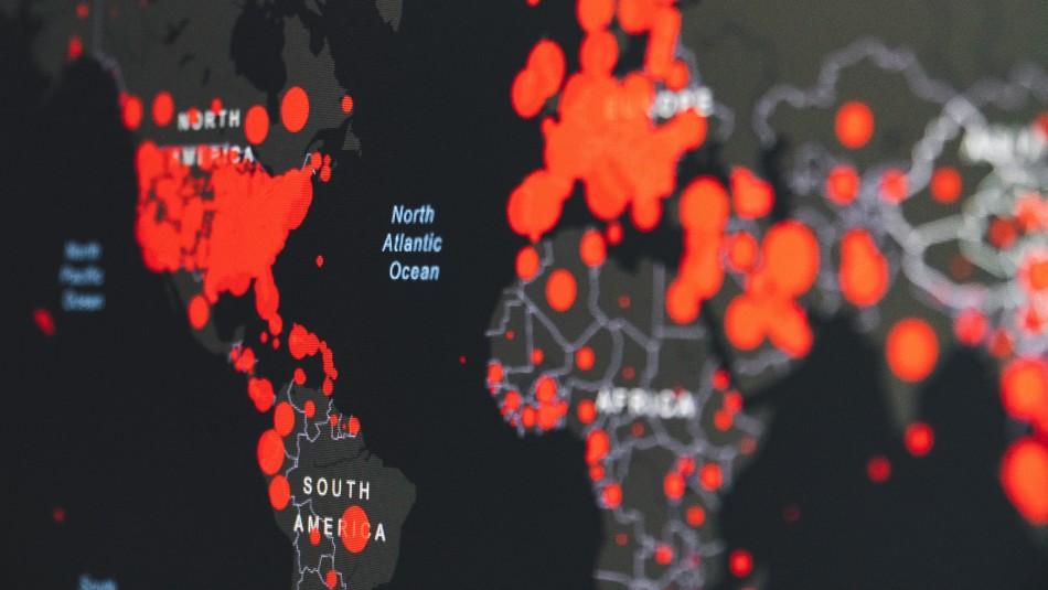 Mapa del coronavirus: Número de contagiados supera los 2 millones