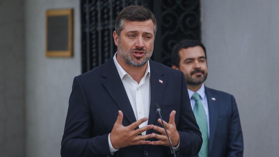 Ministro Sichel lanza postulaciones a Subsidio de Ingreso Mínimo Garantizado: