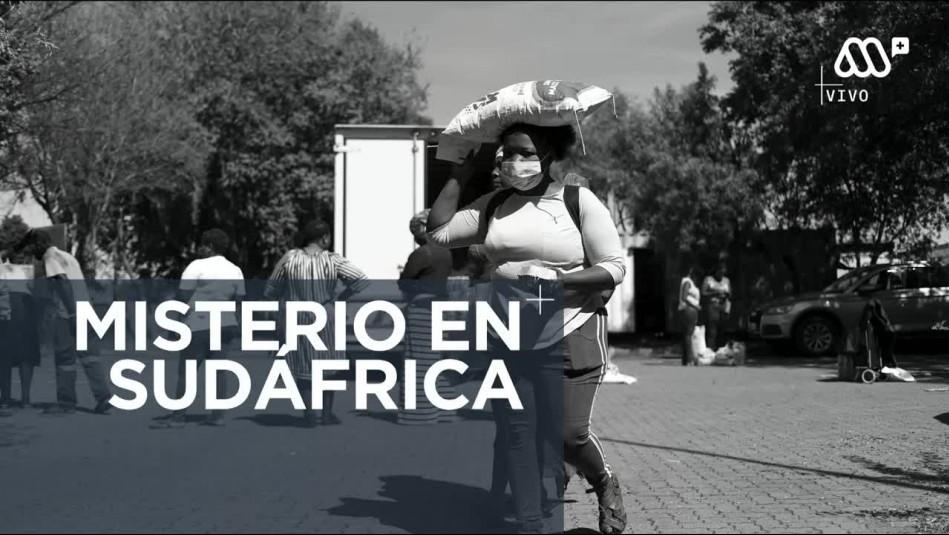 Misterio en Sudáfrica: Abrupta caída en los casos de COVID-19