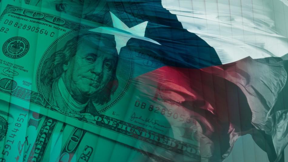 Dólar cierra con leve caída y se mantiene sobre los $850