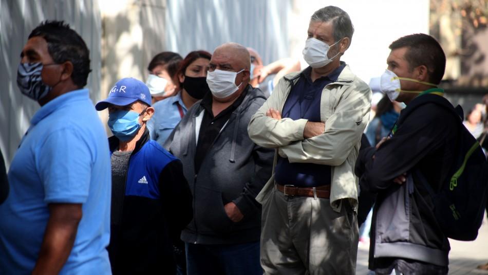 Gobierno decreta uso obligatorio de mascarillas en lugares cerrados o abiertos con más de 10 personas