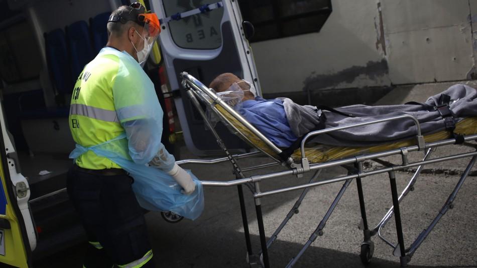 Minsal confirma 11 nuevos fallecidos por coronavirus y cifra de contagiados llega a 8.807