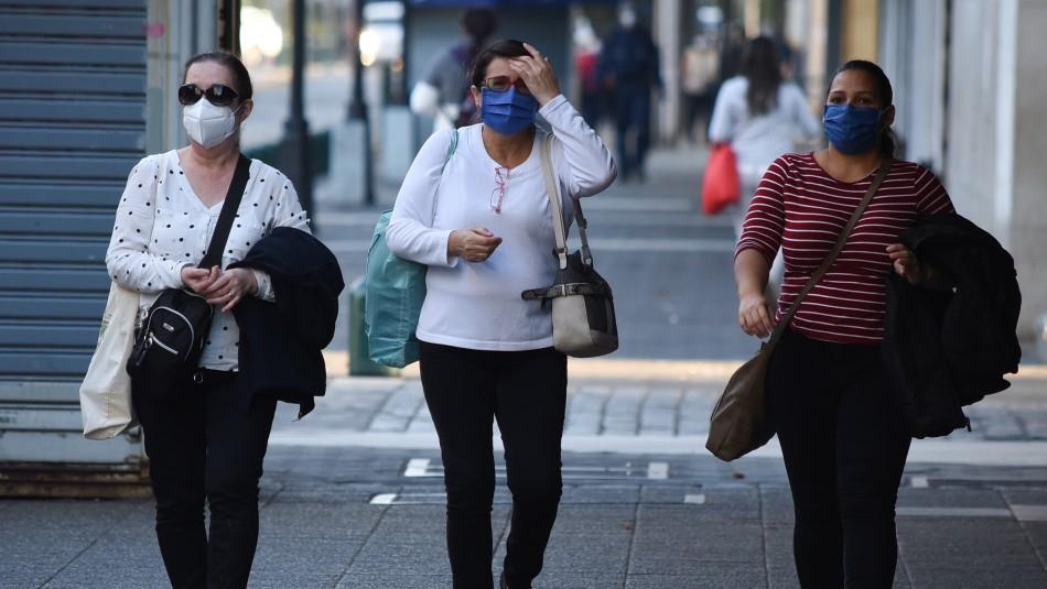 Los lugares donde será obligatorio el uso de mascarillas desde este viernes